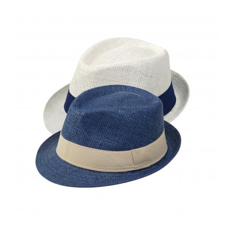 Chapeau publicitaire Trilby - Chapeau personnalisable écologique