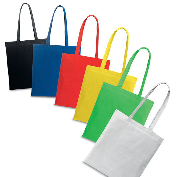 Sac shopping personnalisable Painting noir - sac shopping promotionnel