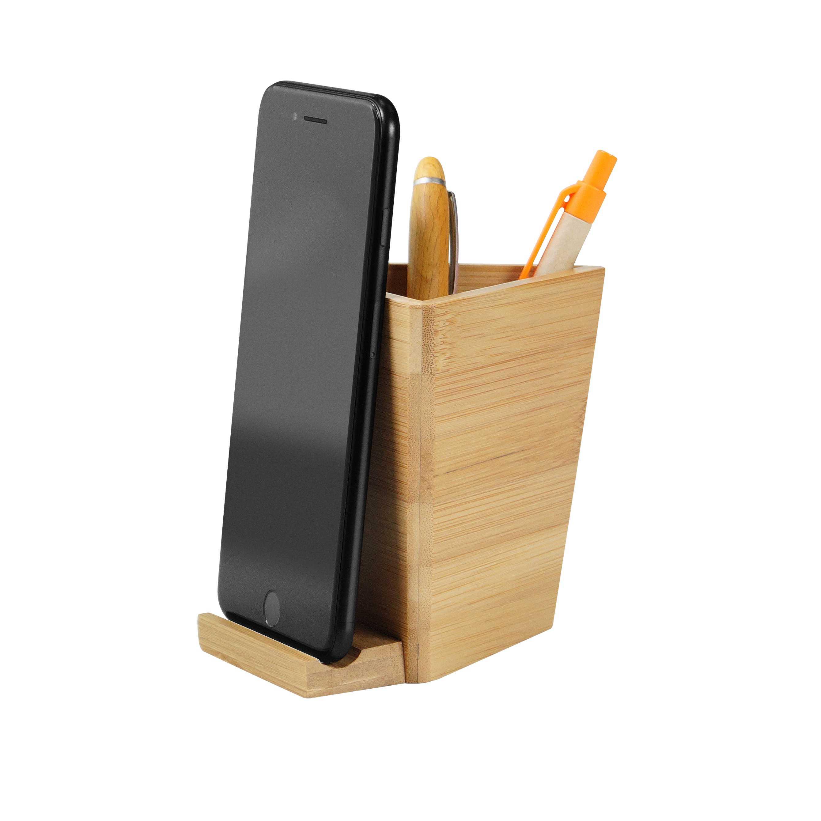 Goodies écologique - Pot à crayons personnalisable Bambee