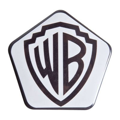 Goodies - Badge publicitaire Pentagonal 6 X 5.8 cm