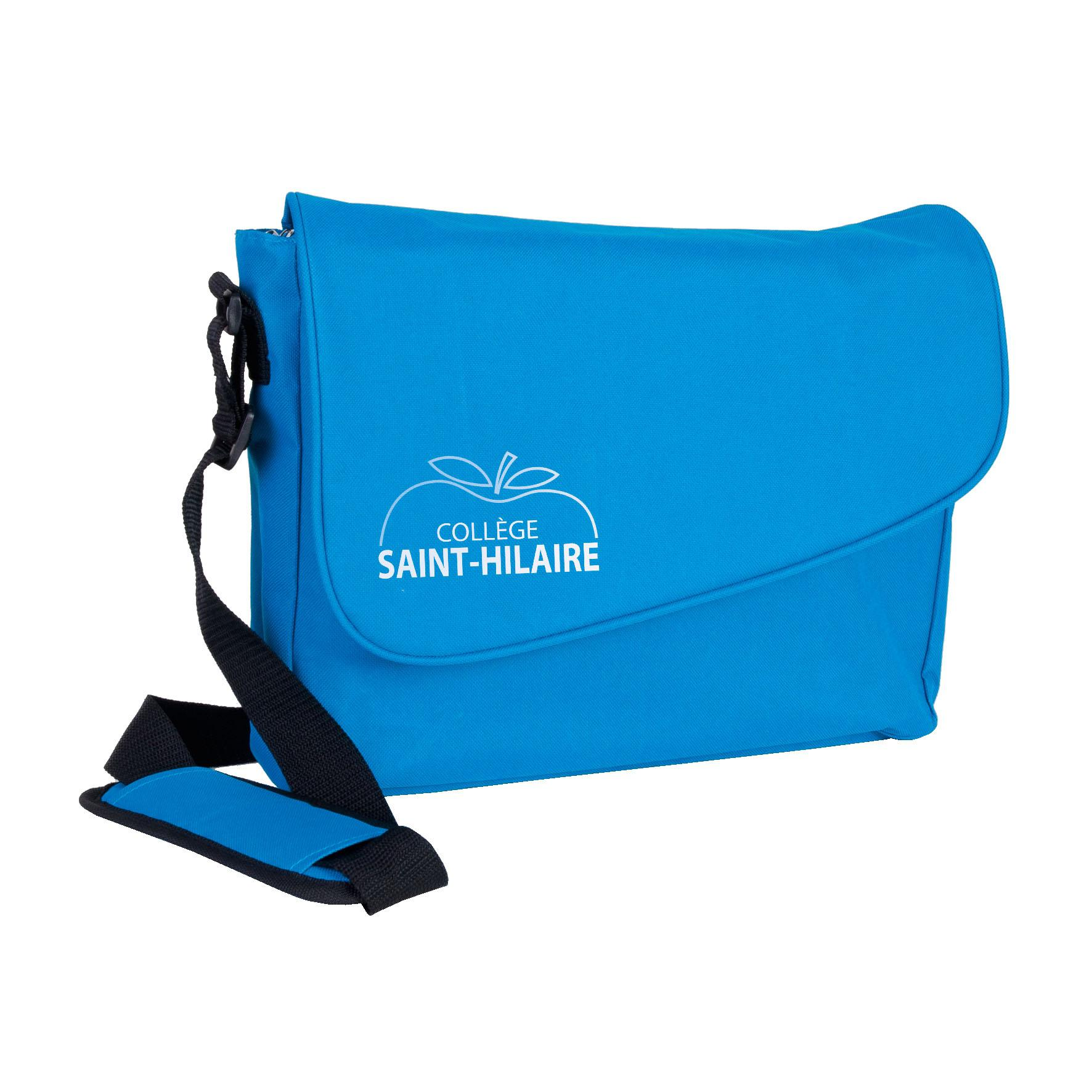 Sac Besace publicitaire College - Sac besace personnalisable