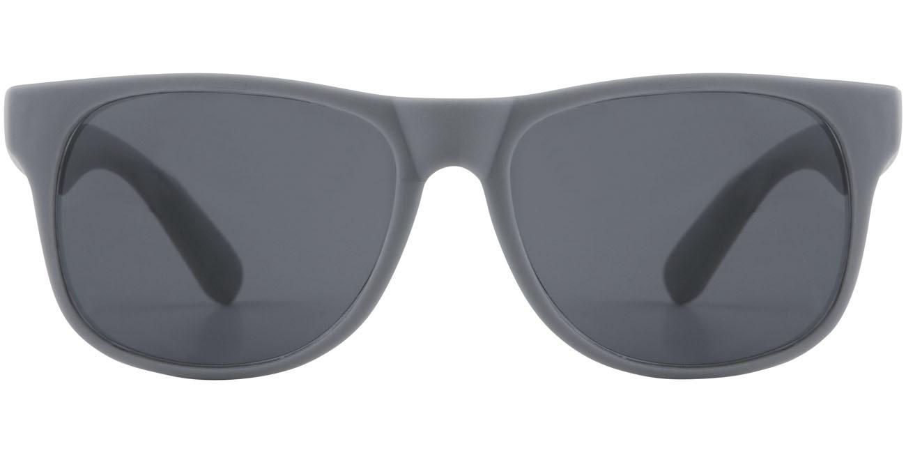 Goodies pour l'été - Lunettes de soleil publicitaires rétro - solid - noir