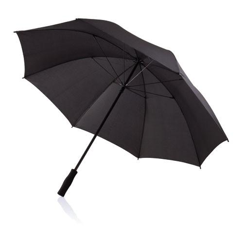 parapluie personnalisé orage De luxe noir