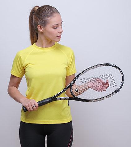 T-shirt femme personnalisable Firstee - textile publicitaire
