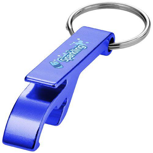 Goodies - Porte-clés personnalisable ouvre-bouteille et canette Tao