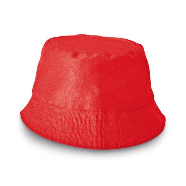 Chapeau publicitaire - Bob personnalisé Chapi