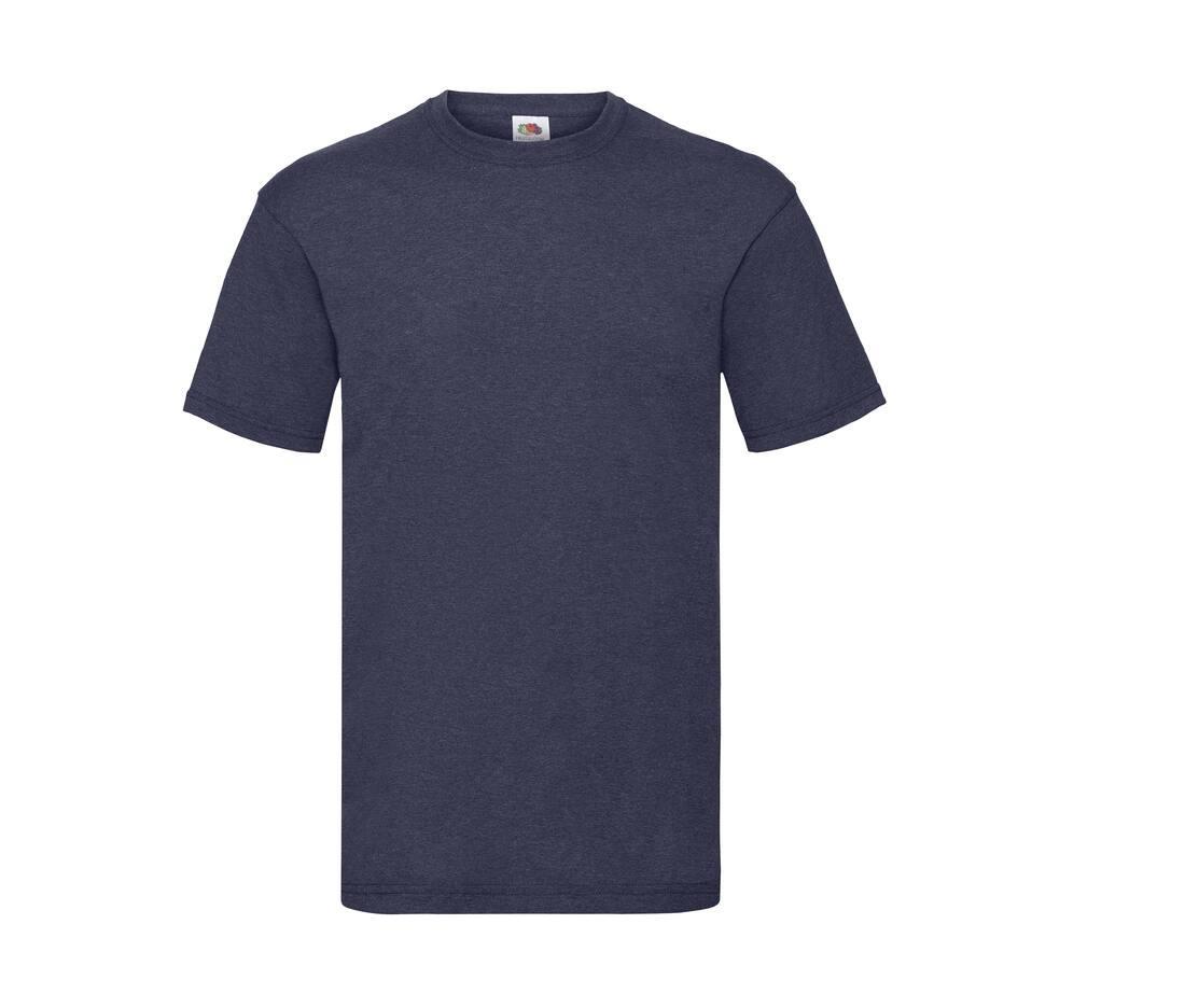 T-shirt publicitaire homme en coton Valueweight 1