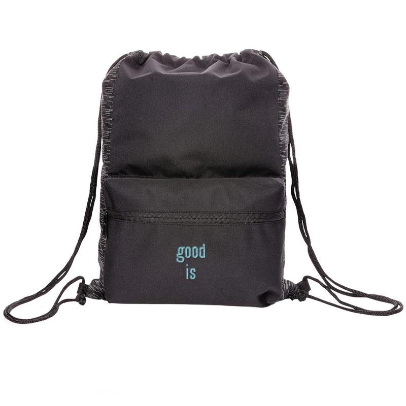 Gym bag publicitaire avec détails réfléchissants Aware