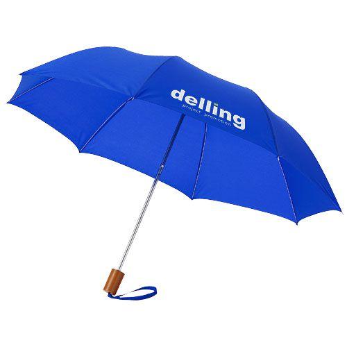 Parapluie personnalisable gris