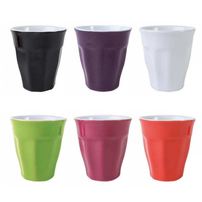 Tasse publicitaire expresso 8cl Verrine - coloris disponibles