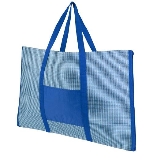 Cadeau d'entreprise pour l'été - Sac de plage personnalisable et tapis pliable Bonbini