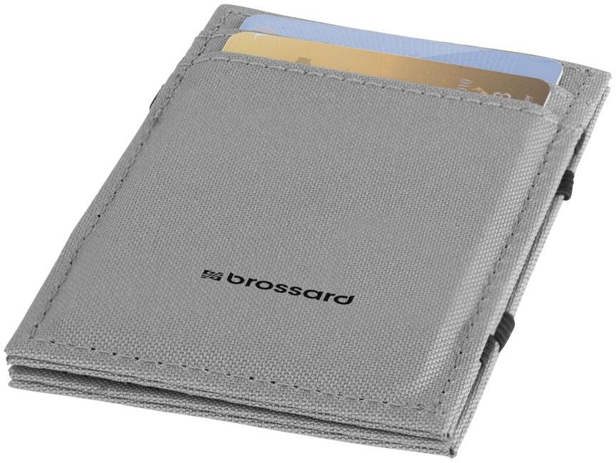 Portefeuille publicitaire RFID Adventurer - cadeau publicitaire