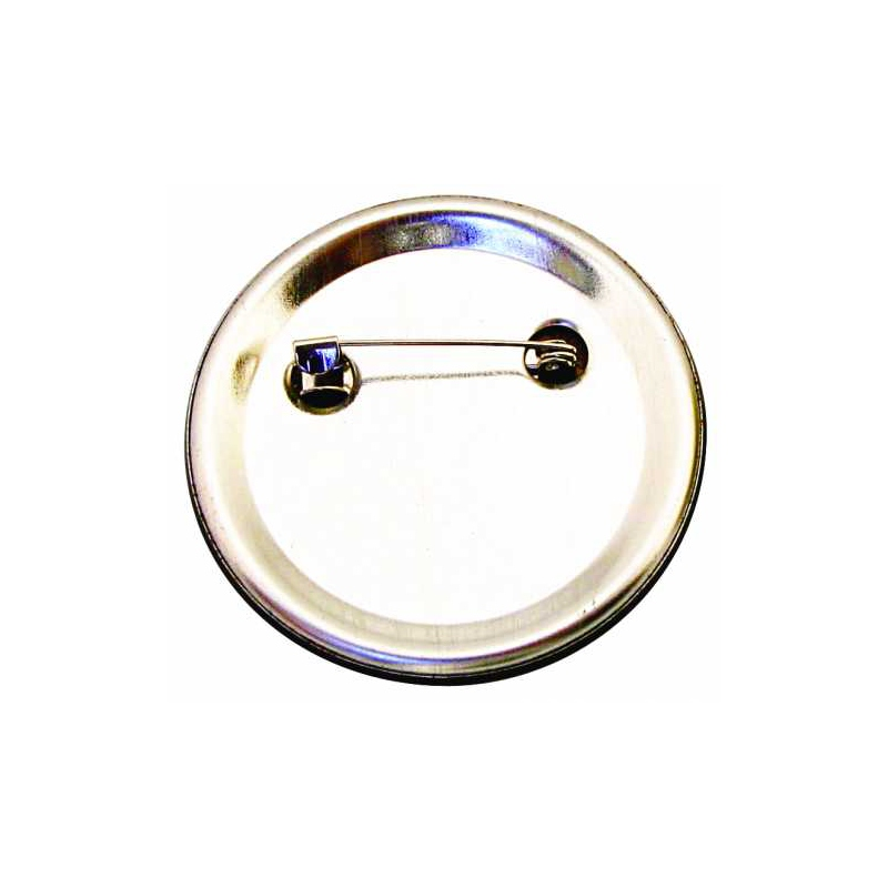 Badge publicitaire bouton Round - Goodies entreprise
