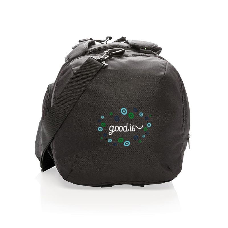 Sac de sport et sac à dos personnalisable Swiss Peak RFID