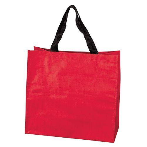 Sac Shopping personnalisé pp tisse Dora - cabas de course publicitaire fushia
