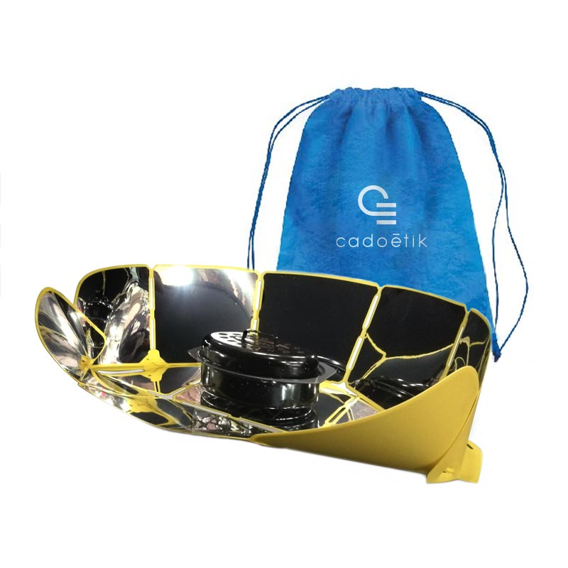 Cuiseur solaire publicitaire Sungood - Goodies outdoor
