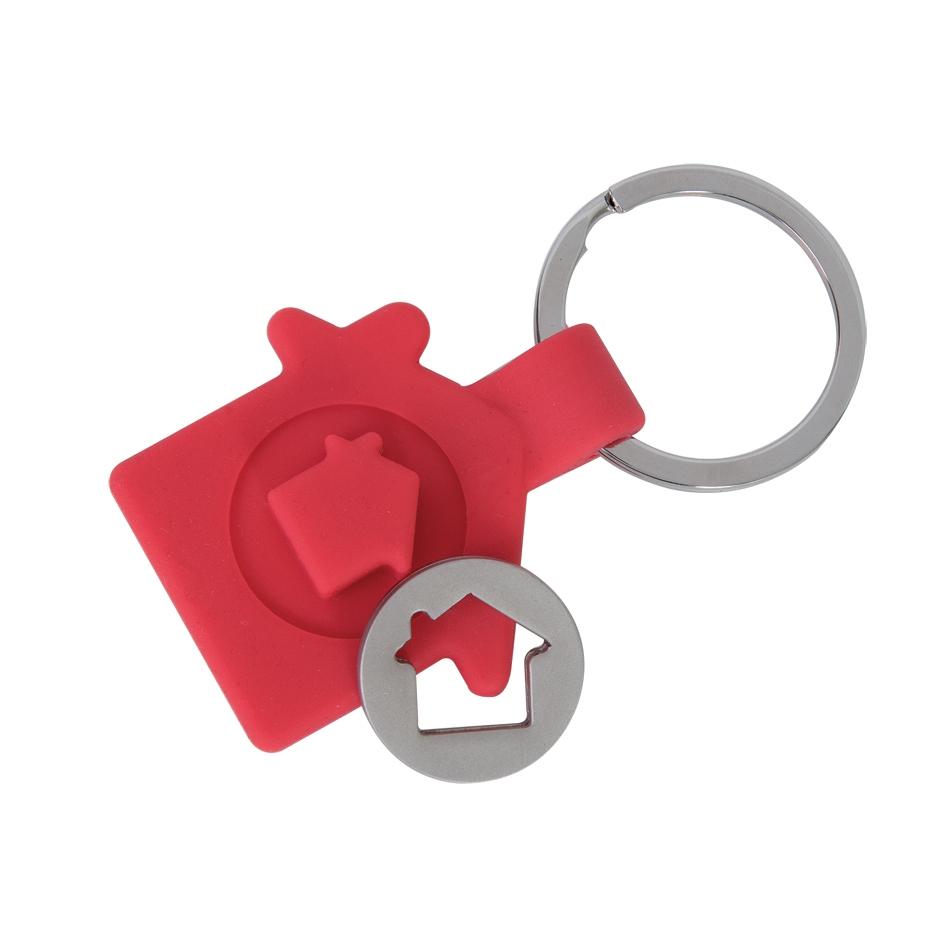 Porte-clés personnalisable Building - goodies
