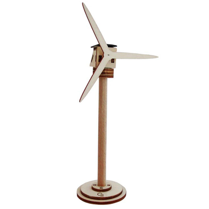 Éolienne Solaire à personnaliser