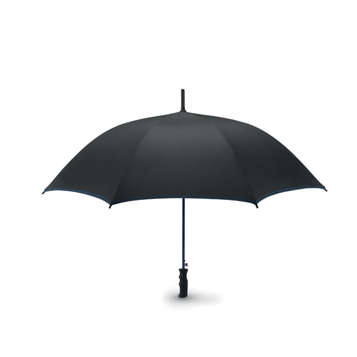Parapluie publicitaire tempête Skye - orange