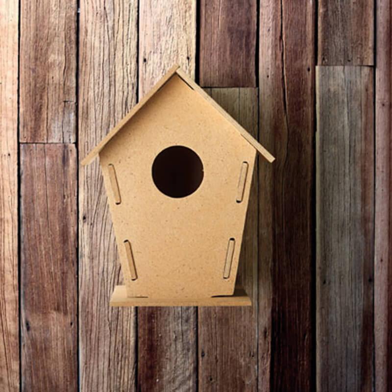 Cadeau publicitaire - Nichoir à oiseaux Woohouse