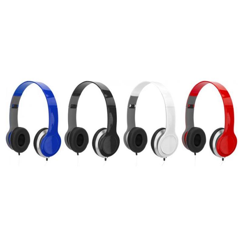 Casque audio publicitaire Cheaz  4 coloris