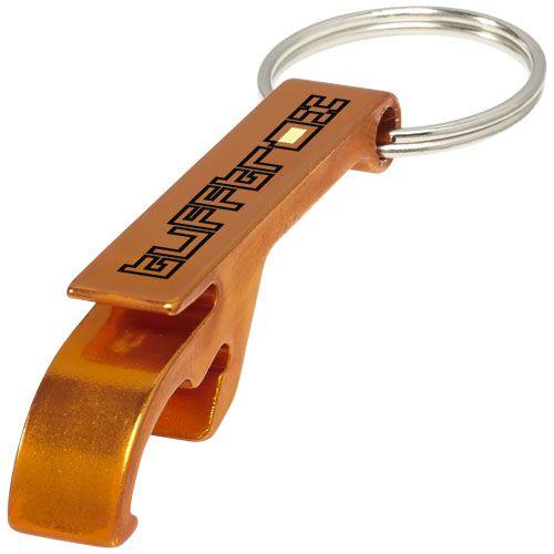 Ouvre-bouteille personnalisable - Porte-clés personnalisé ouvre-bouteille et canette Tao