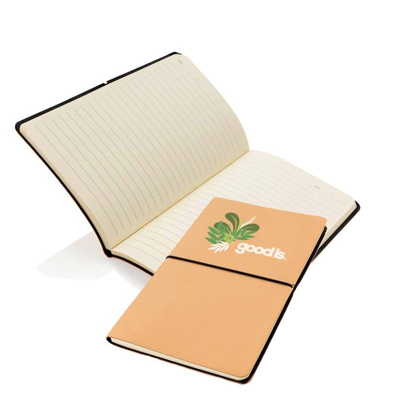 Carnet A5 personnalisable Nomad Books