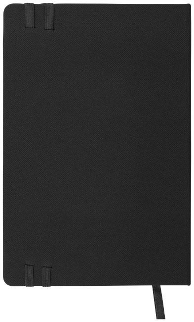 Bloc-notes publicitaire Color Denim - bloc-notes personnalisable noir