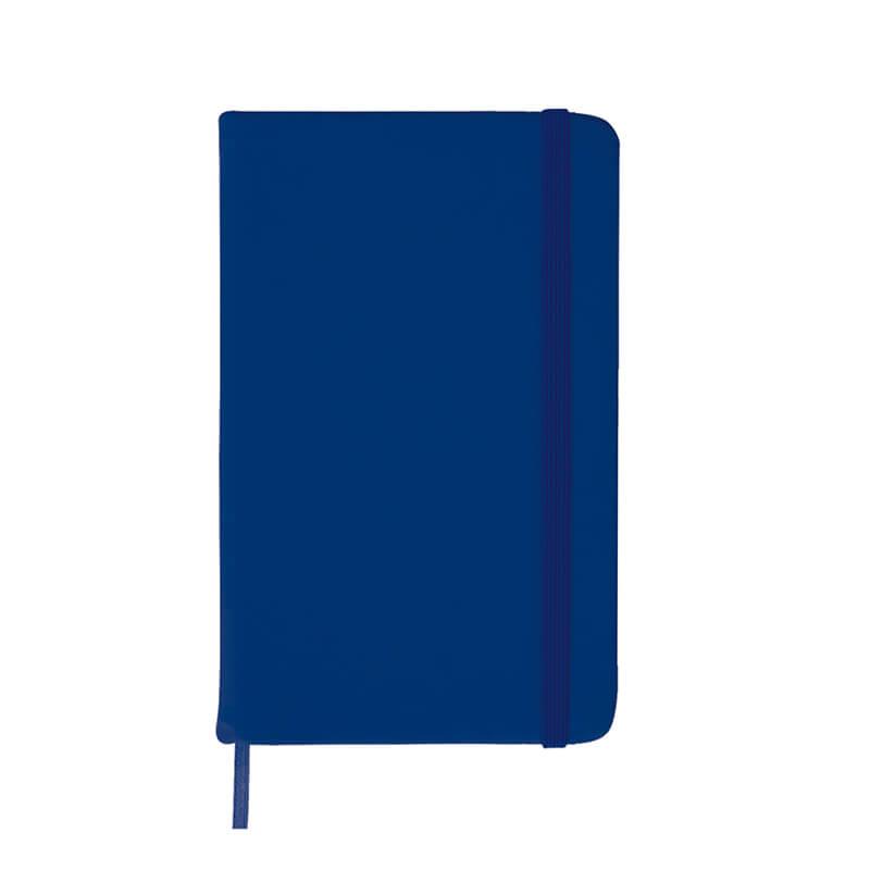 Carnet A5 Emma -  bleu