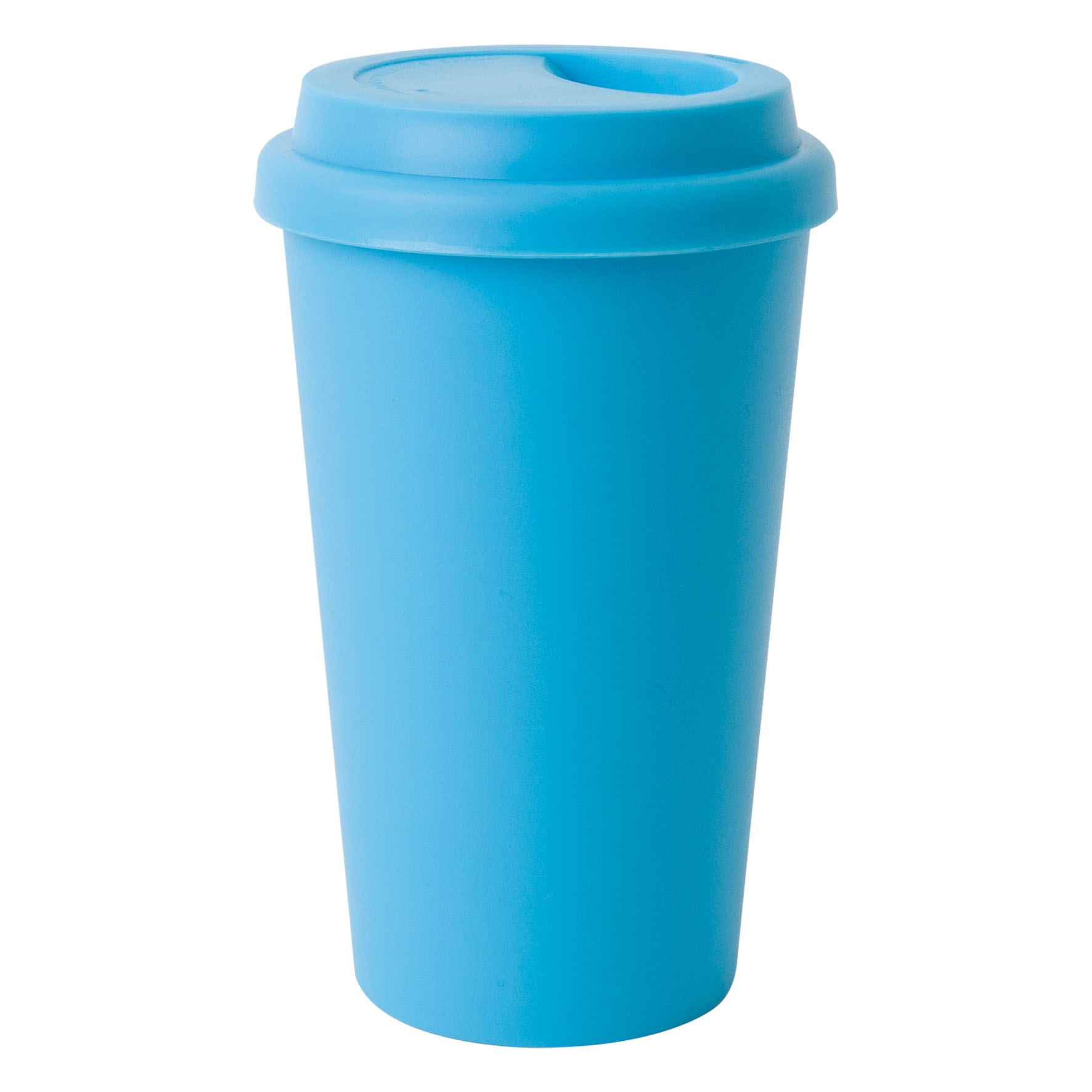 Mug publicitaire isotherme 40 cl Manhattan - Mug personnalisable - bleu