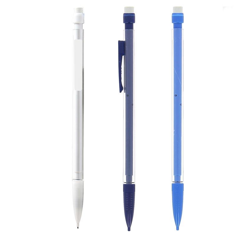 Portemines publicitaires BIC® Matic Quartz - coloris blanc bleu ou noir