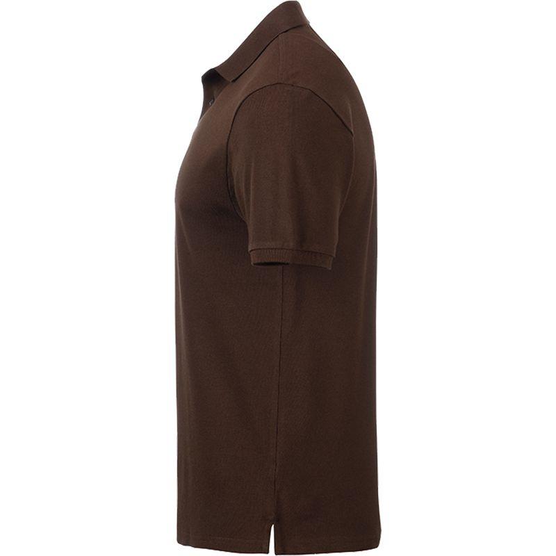 Textile promotionnel écologique - Polo personnalisé bio H Carl