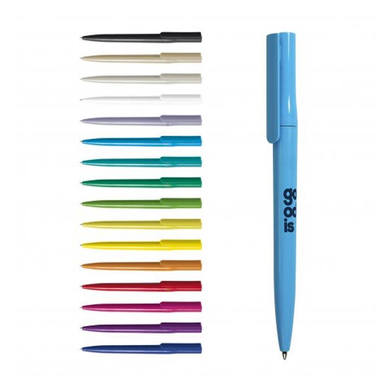 stylo publicitaire écologique bepen coloris opaques