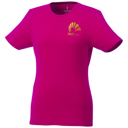 Tee-shirt personnalisable bio manches courtes femme Balfour