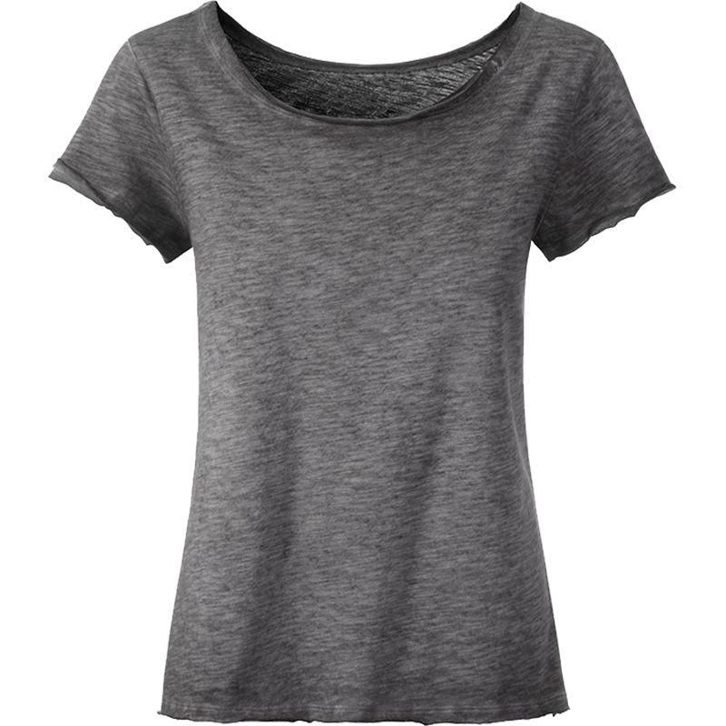 T-shirt bio personnalisé Femme Vicky - T-shirt personnalisé en coton biologique