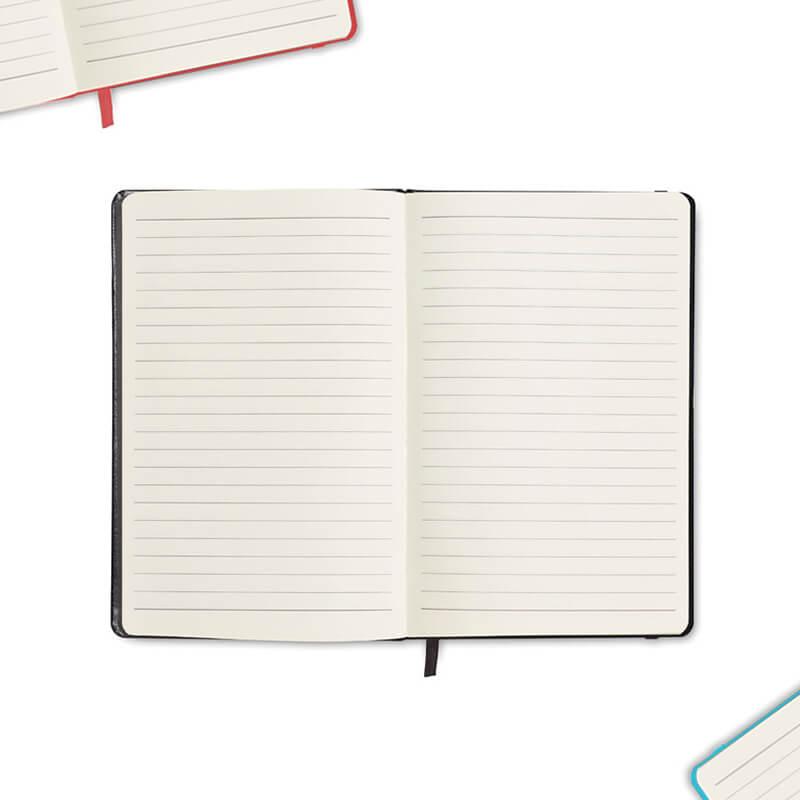 Carnet A5 promotionnel 96 pages lignées Arconot