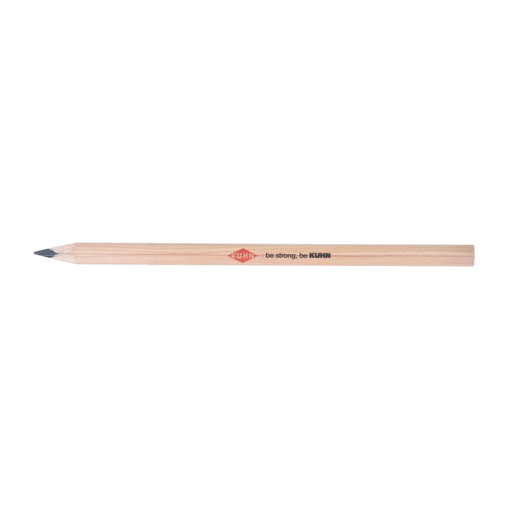 goodies écoresponsable - crayon papier personnalisé écolo triangulaire Prestige