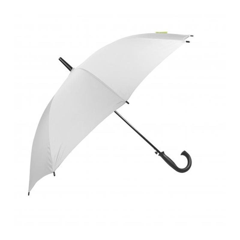 Parapluie publicitaire Sing'in - blanc