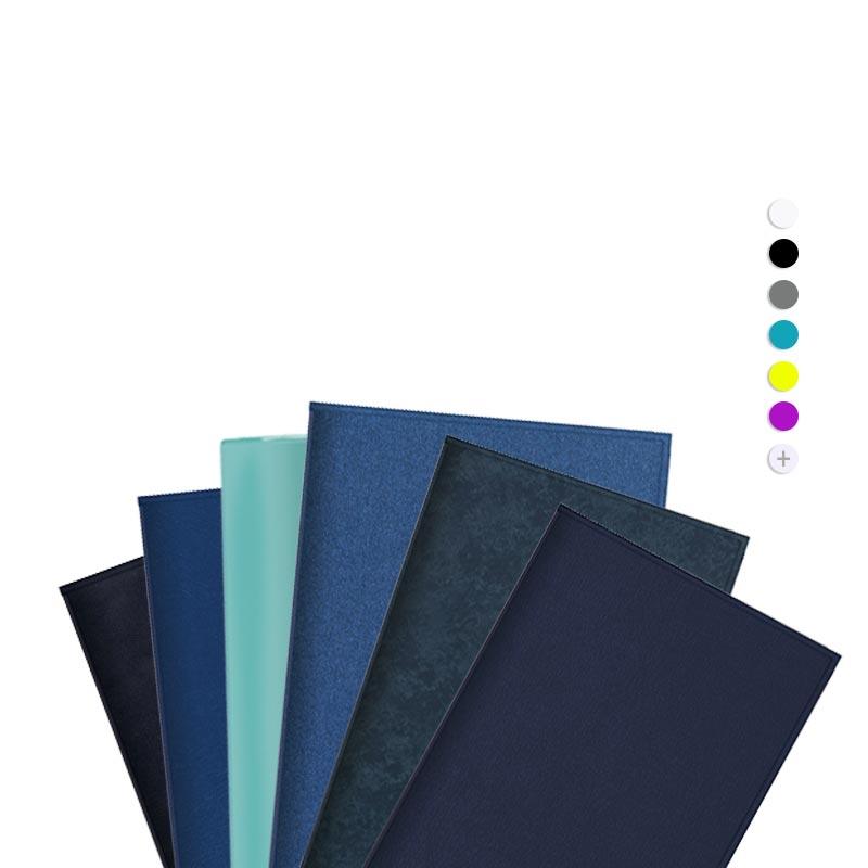 Porte-cartes publicitaire Bily - Coloris disponibles