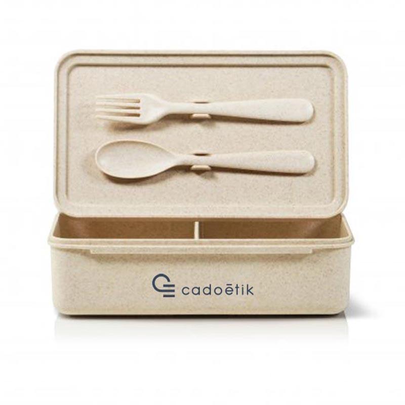 Lunch box personnalisable Foody - Cadeau d'entreprise