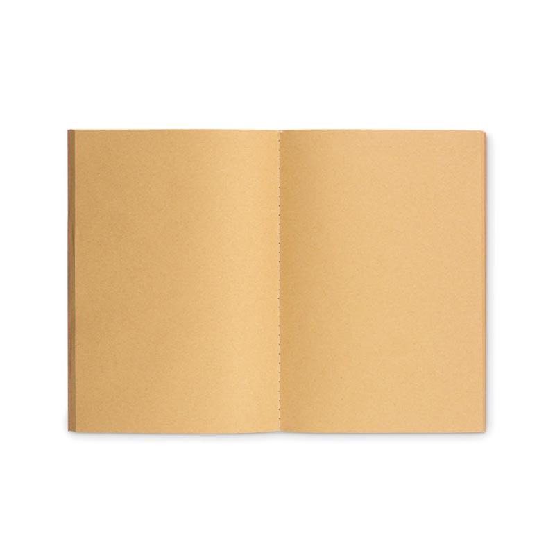 Carnet A5 à personnaliser avec une couverture en carton