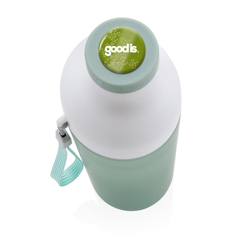 Bouteille étanche publicitaire en Tritan Impact 600 mL - Coloris vert