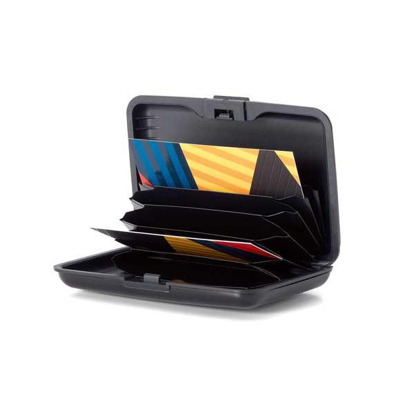 Porte-cartes publicitaires Case - porte-cartes personnalisables
