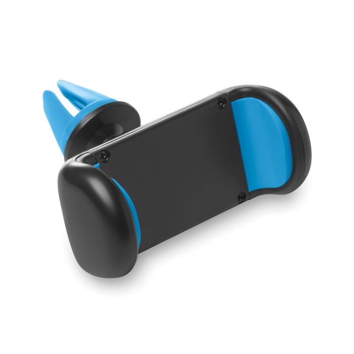 Goodies voiture - Support de téléphone pour voiture Flexi - bleu
