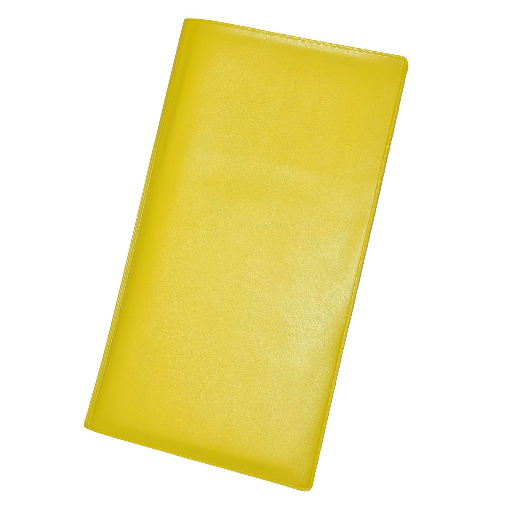 Pochette de voyage publicitaire Verticale - jaune