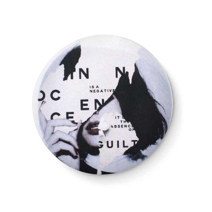 Goodies - Pins personnalisable Small Pin