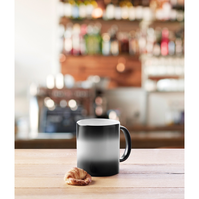 Mug magique thermo changeant