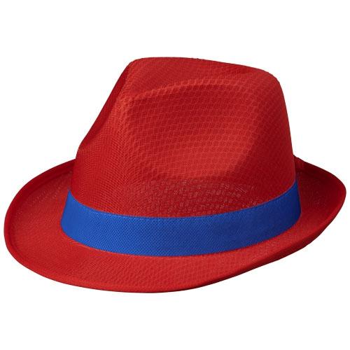 Chapeau publicitaire Trilby - chapeau de fête entreprise personnalisé