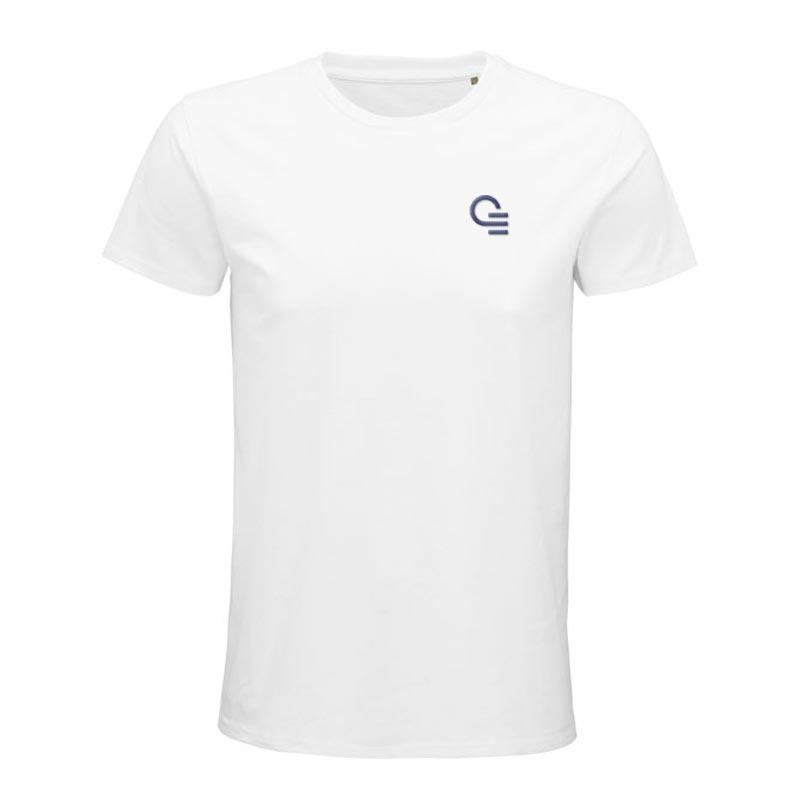 T-shirt publicitaire homme coton bio Pioneer