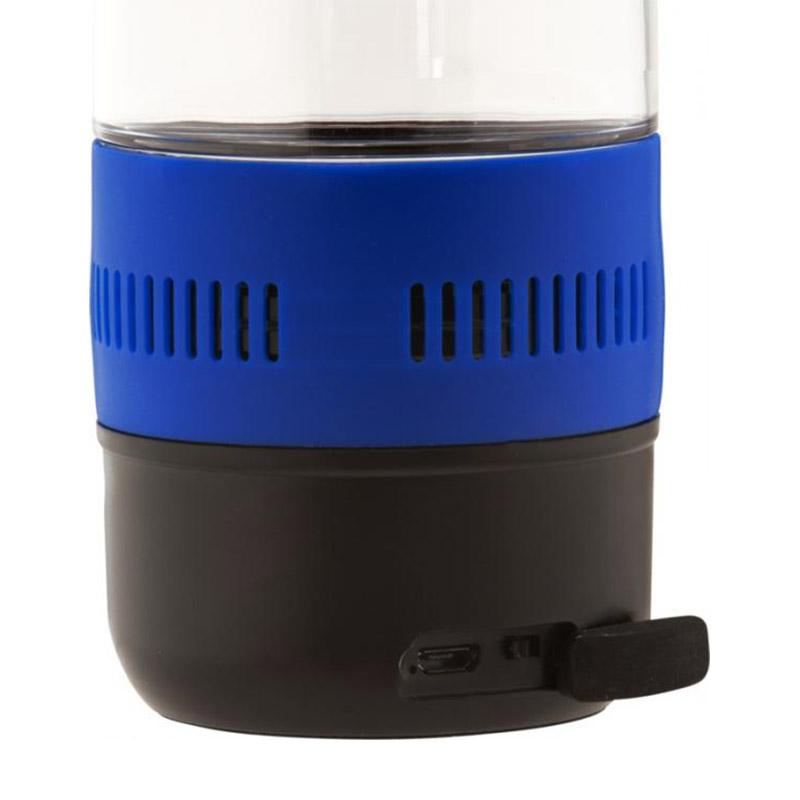 Cadeau publicitaire - Gourde promotionnelle sport Bluetooth® Ace